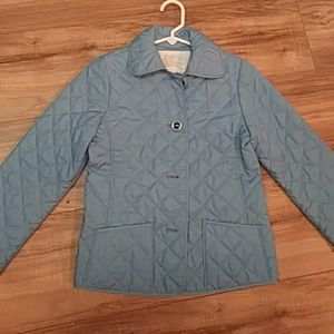 Quilted Authentic Burberry Jacket